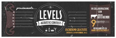 Levels acoustic contest