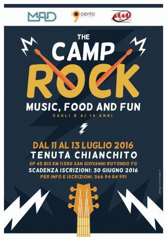 Camp Rock, arriva la terza edizione