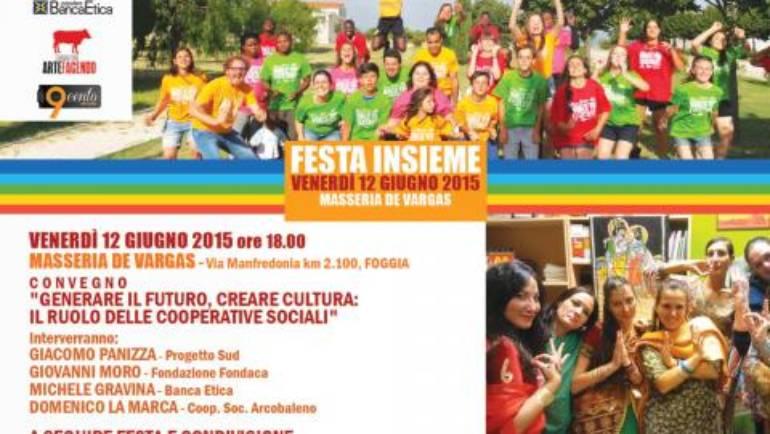 Vent'anni della cooperativa sociale Arcobaleno
