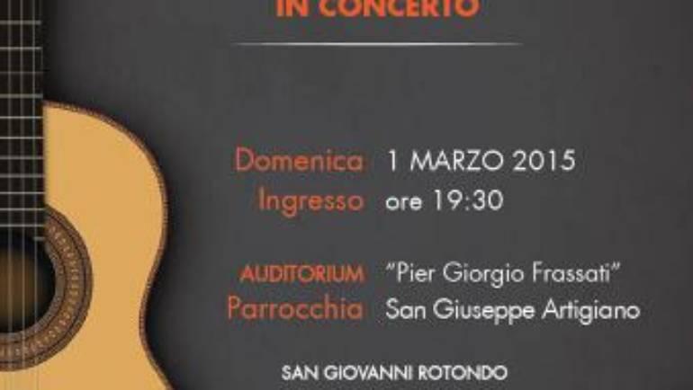 Novecento Guitar Project in concerto