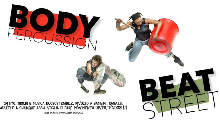 BODY Percussion & BEAT Street