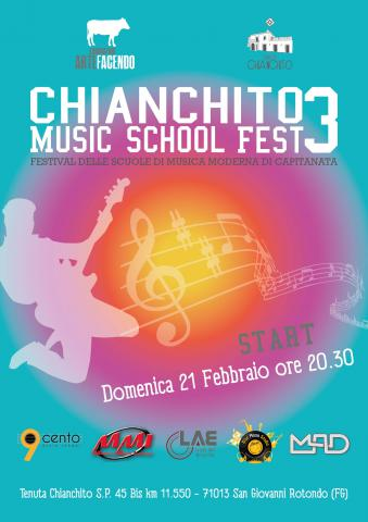 Chianchito Music School Fest 3
