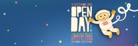 Open Day Artefacendo e Scuola di musica Novecento